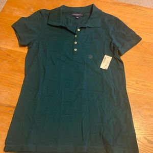 Aeropostale uniform polo